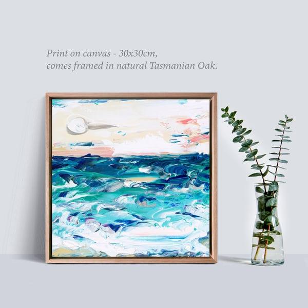 Image of 'Coastal no.50' - small limited edition print