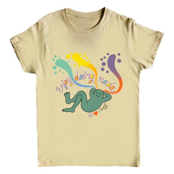 Image of Enjoy doing nada T-shirt