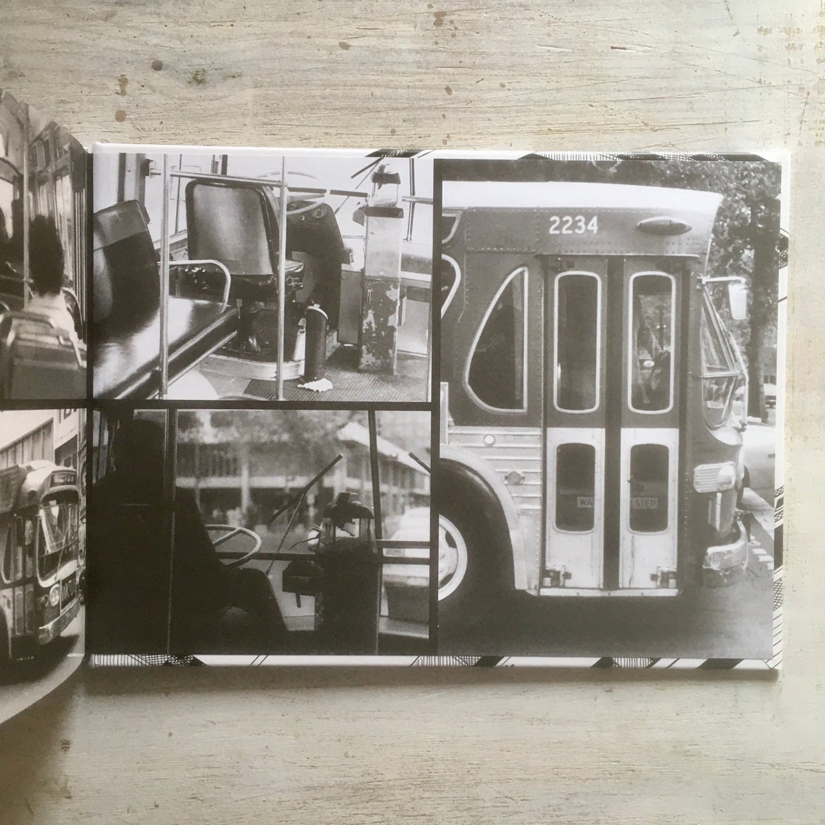 THE BUS 2 (Eng Ed) - Editions Tanibis