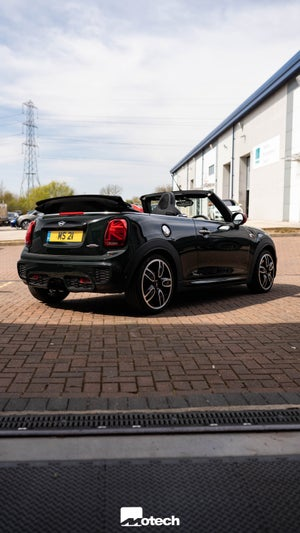 Image of Mini Cooper S F56 (Including JCW GP3) Remus Sports  Exhaust 2018 + ( WITH GFP)