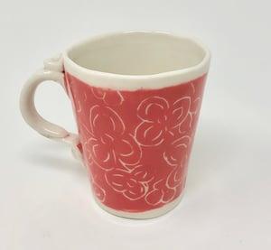Image of Small Red Mug