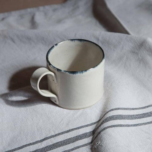 Image of Bashed Tin Bothy Mug