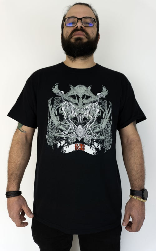 """Image of """"Orphan Of Good Manners"""" 10th Anniversary T-shirt"""