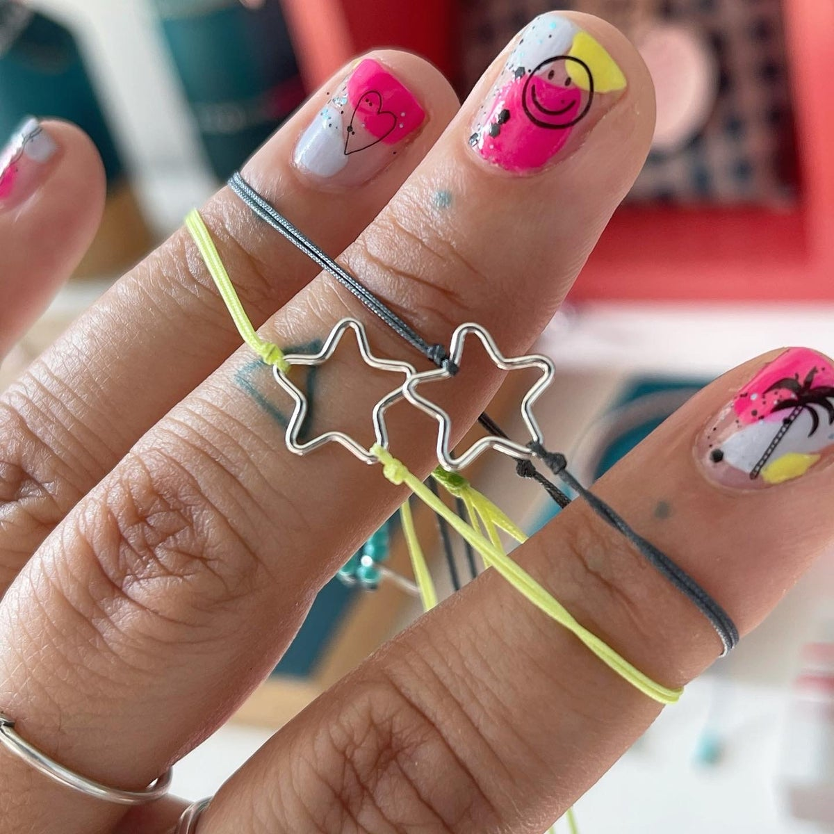 Image of  Small Star bracelet