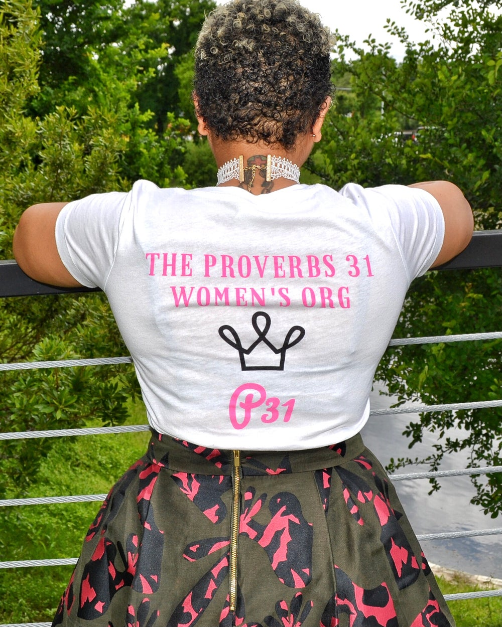 Image of The Proverbs 31 Branded Tshirt