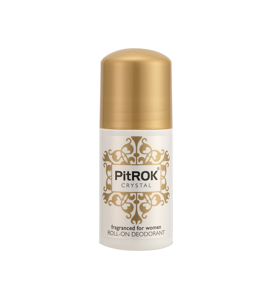 Image of PitROK Crystal Roll-On Deodorant for Women 50ml