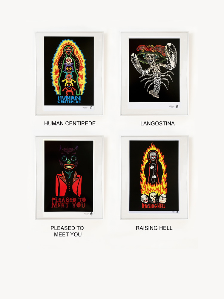 Image of MEXICO COLLECTION  A4