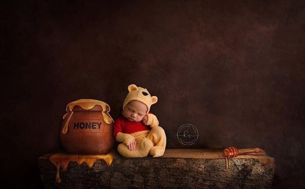 Image of Little Winnie Inspired Jammy Set