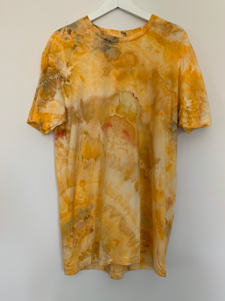 Image of Tie Dye L 1 of 1 (Lemon Royalty)