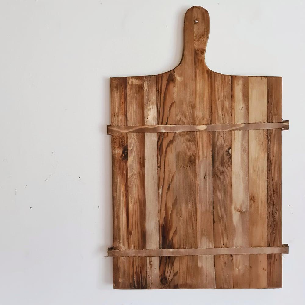Planche à découper en bois 40x62 cm