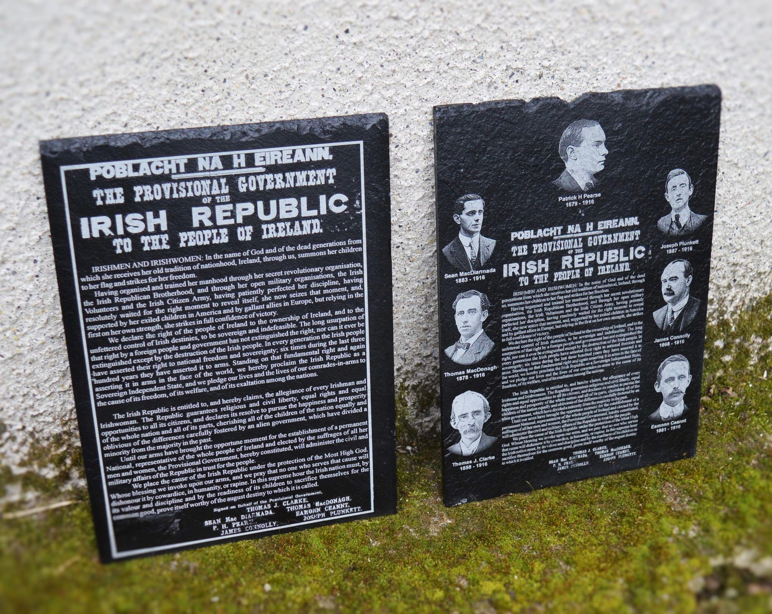 Image of The Proclamation and 1916 Collage - DEAL!!