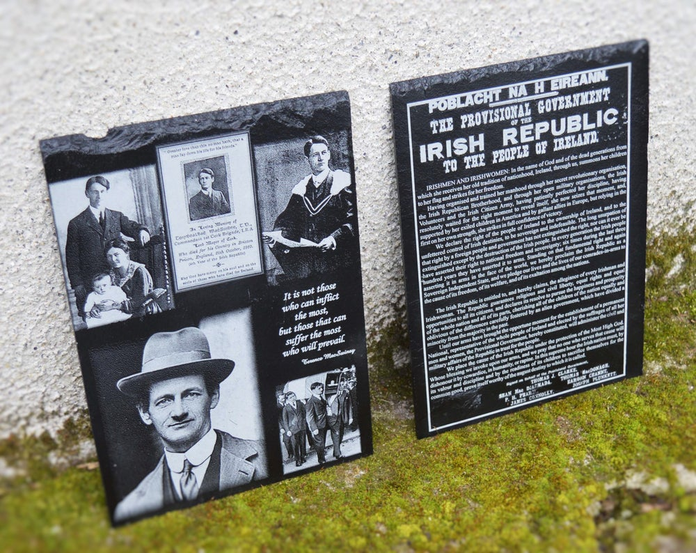 Terence MacSwiney and The Proclamation - Deal!!