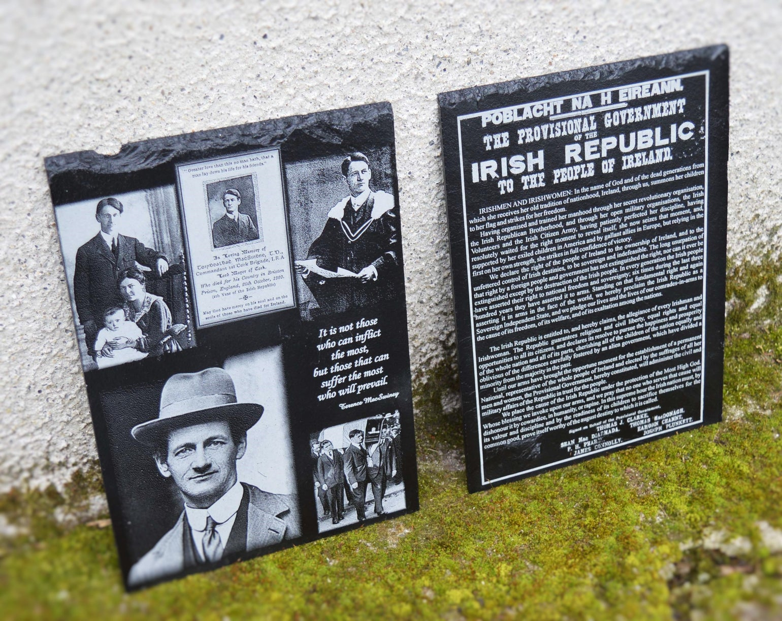 Image of Terence MacSwiney and The Proclamation - Deal!!