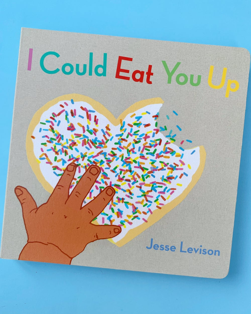 I Could Eat You Up children's book