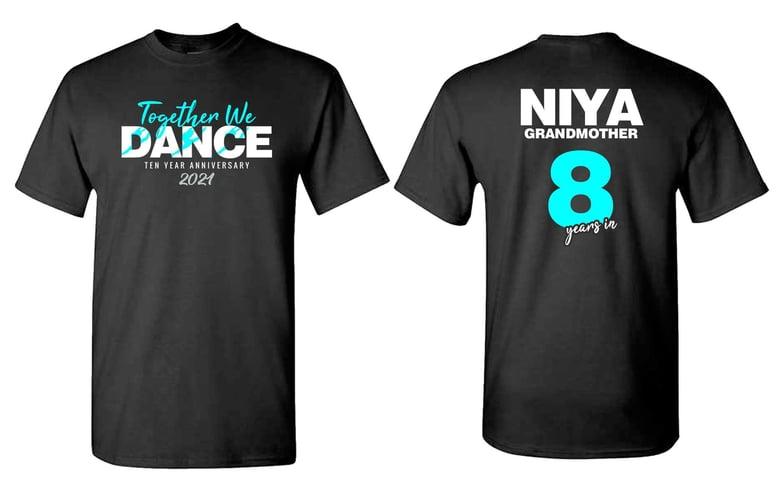 Image of Together We Dance Concert T-Shirt