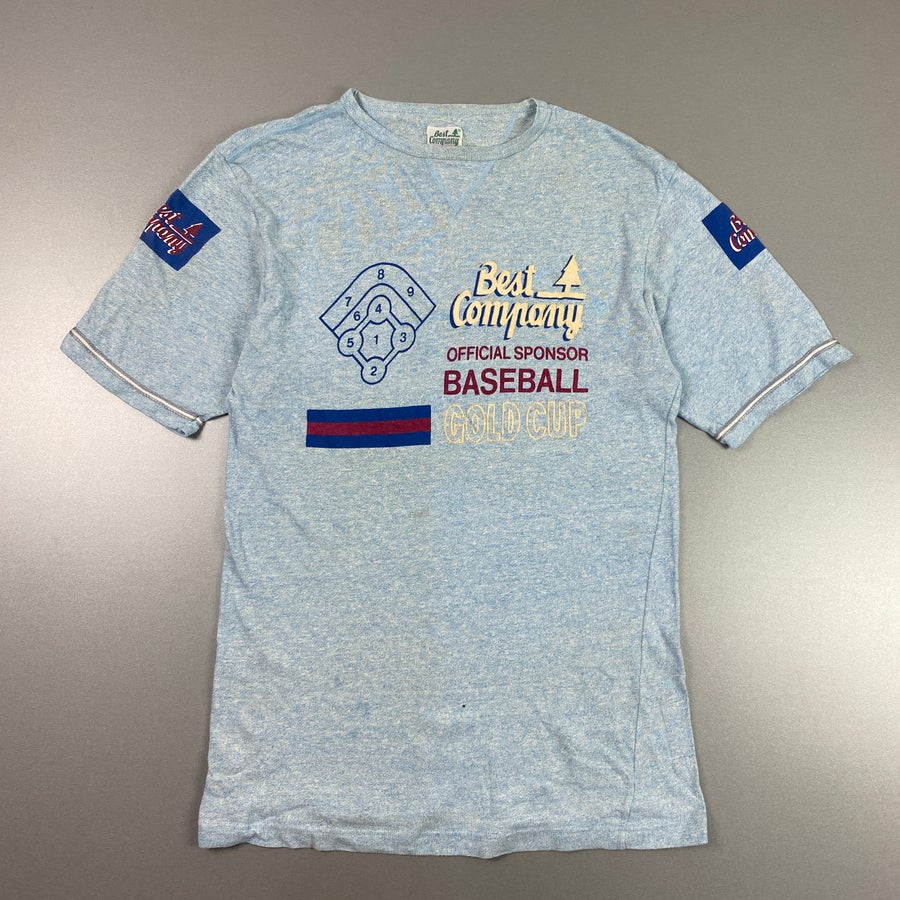 Image of 1980s Best Company T-shirt, size large