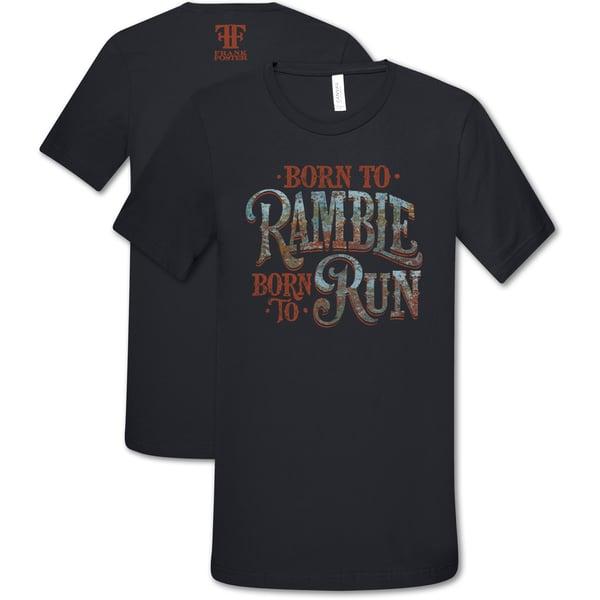 Image of Born To Ramble Shirt