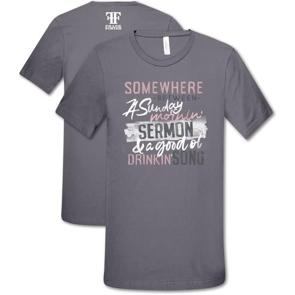 Image of Sunday Mornin' Sermon Shirt
