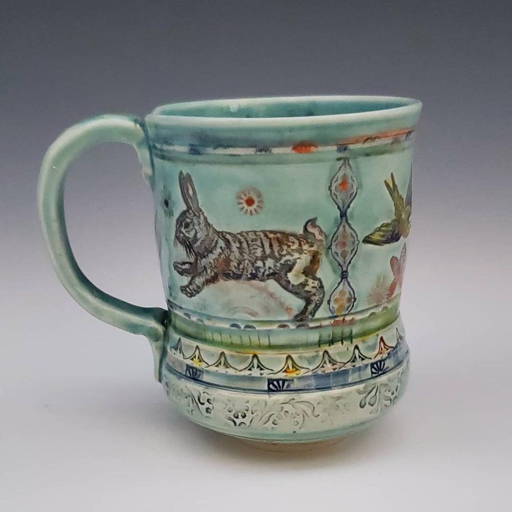 Image of Springsong Odyssey Porcelain Mug