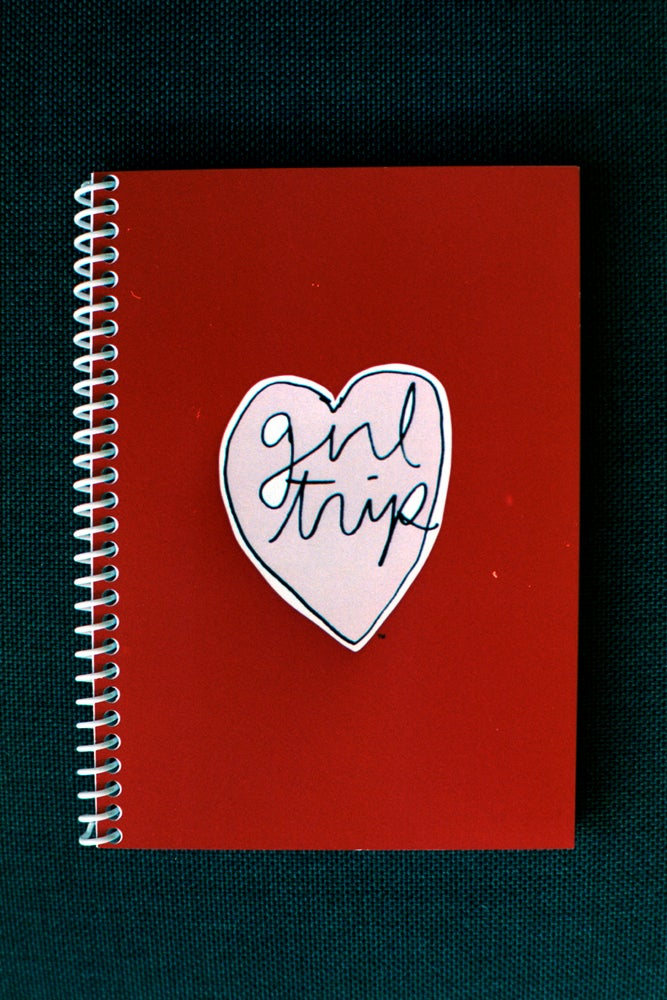 Image of Girl Trip Notebook