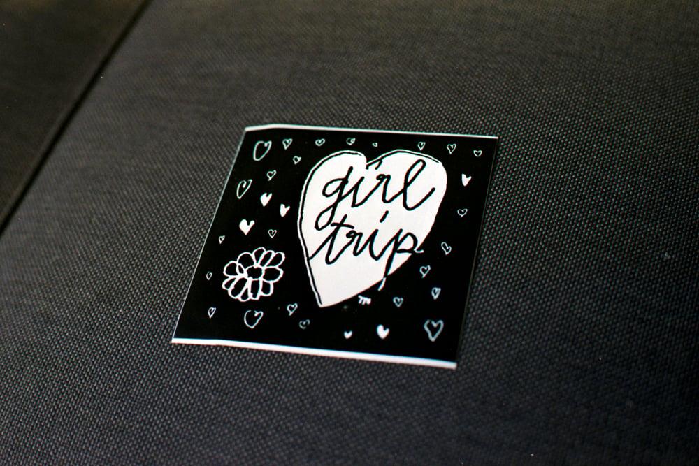 Image of Girl Trip Sticker