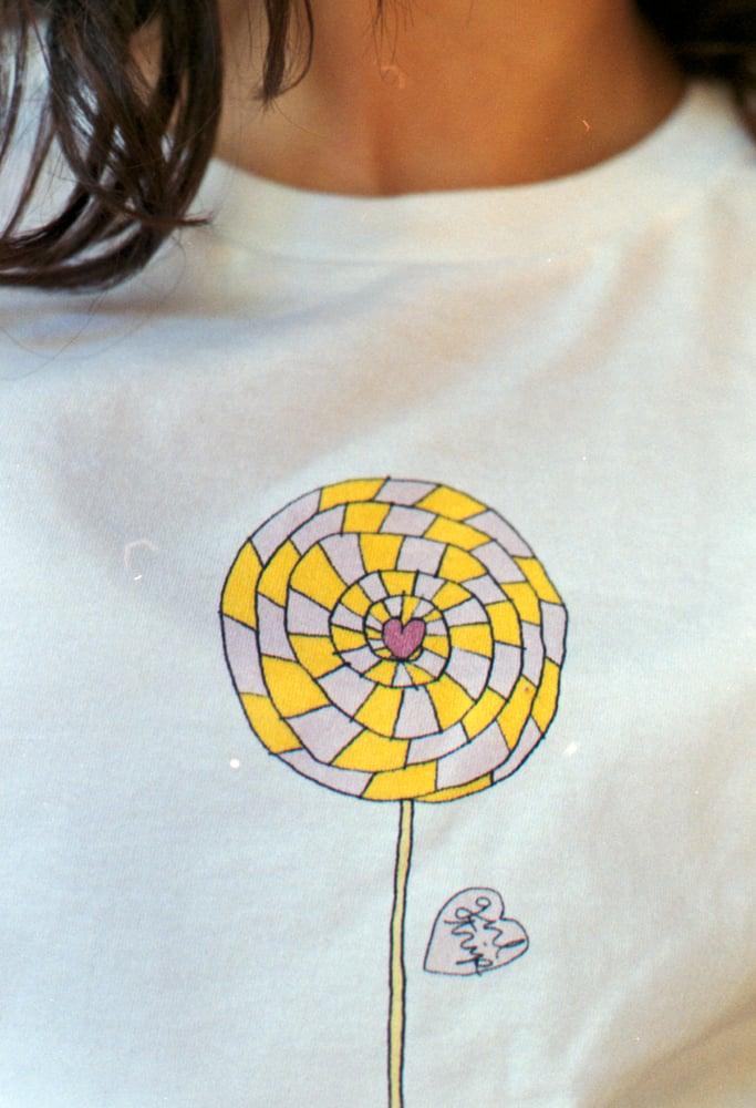 Image of Adult Lollipop T-Shirt
