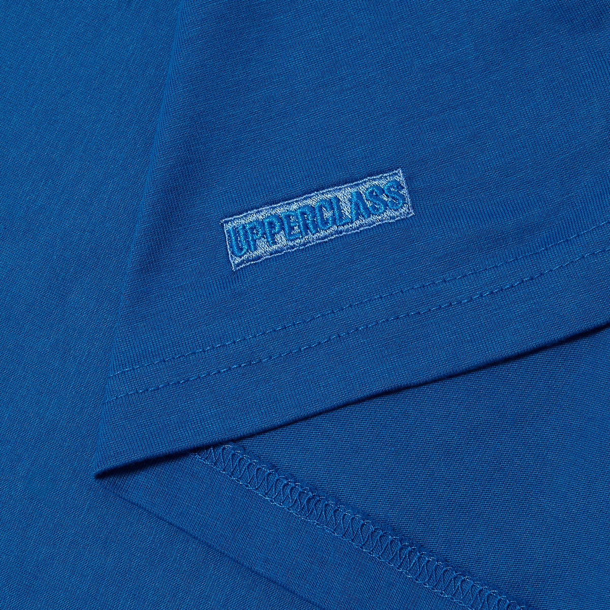 Image of French Blue Tonal Tee