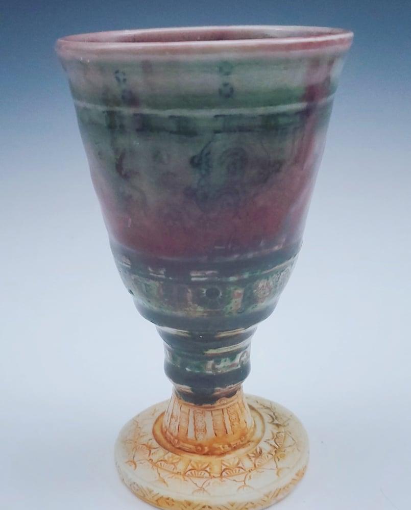 Image of Royal Fire Celtic Goblet