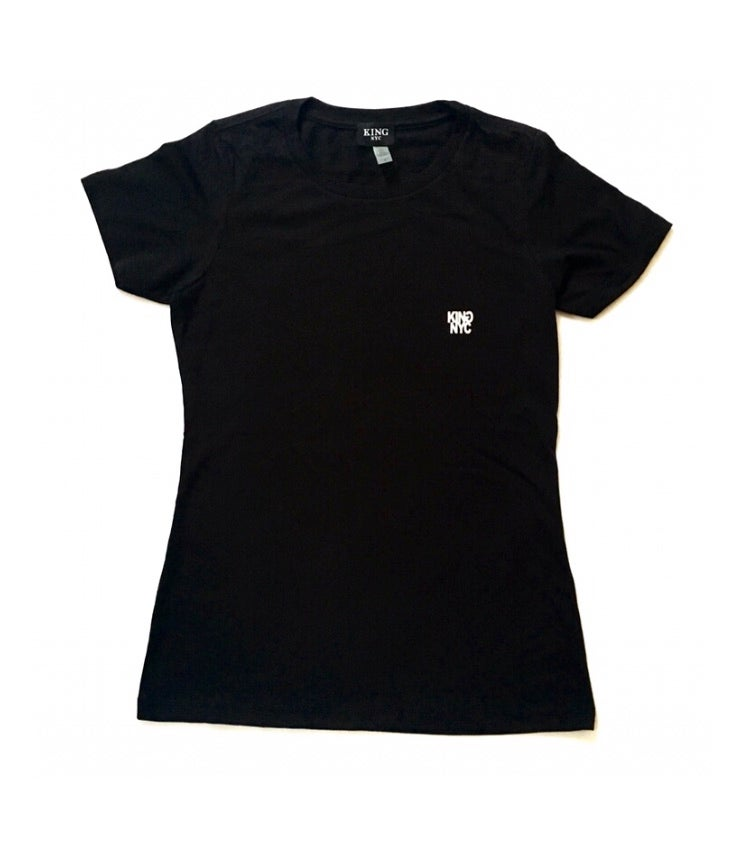 Image of KingNYC Womens Reversed G T-Shirt