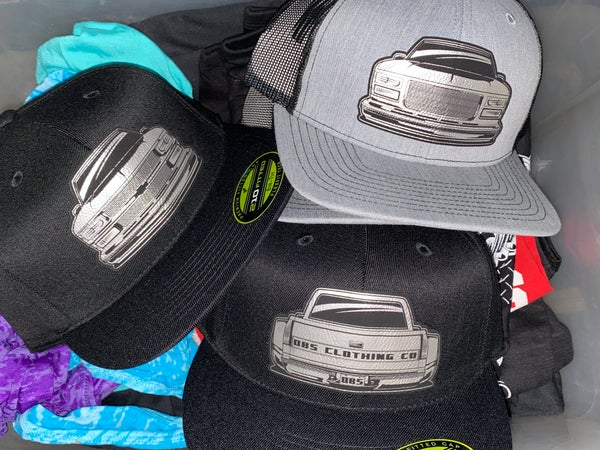 Image of Obs patch hat