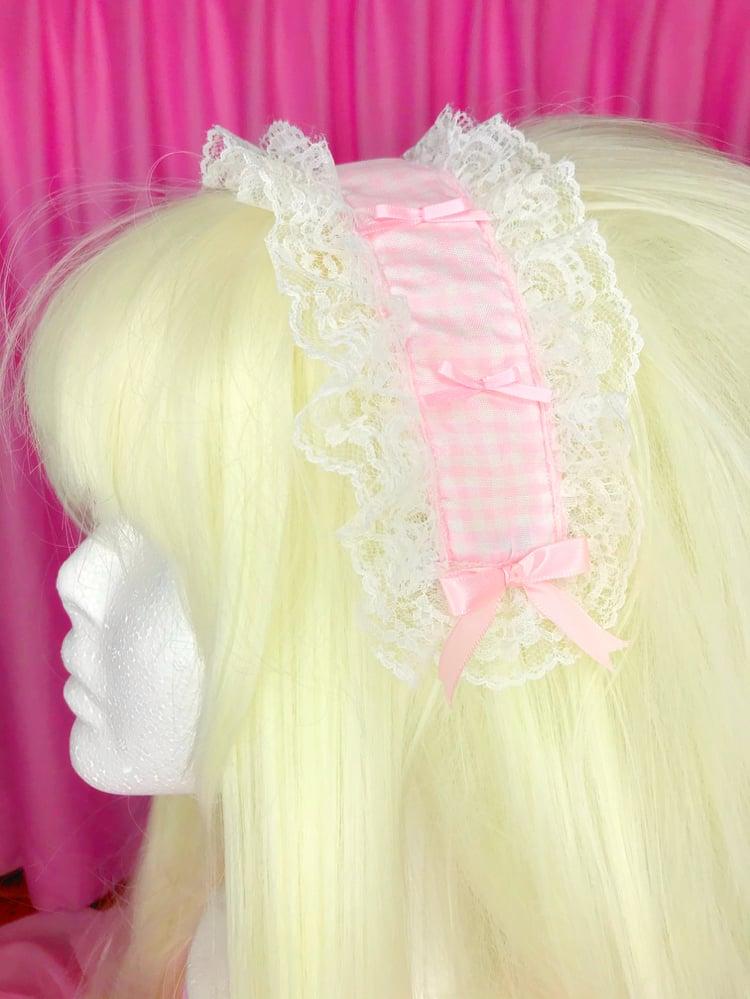 Image of Cottage Babydoll Headdress