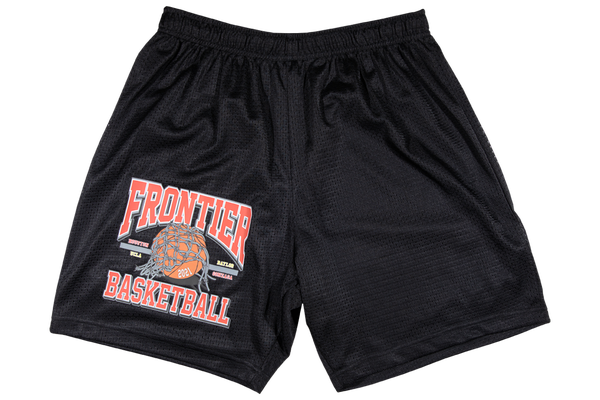 Image of Frontier Basketball Shorts Black