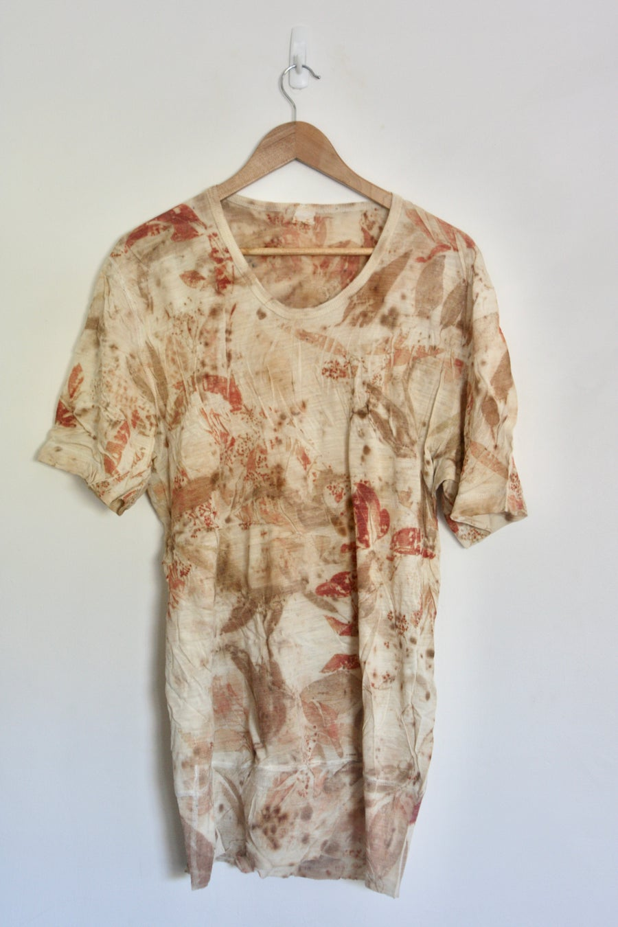 Image of Eco Dyed T-shirt - Large