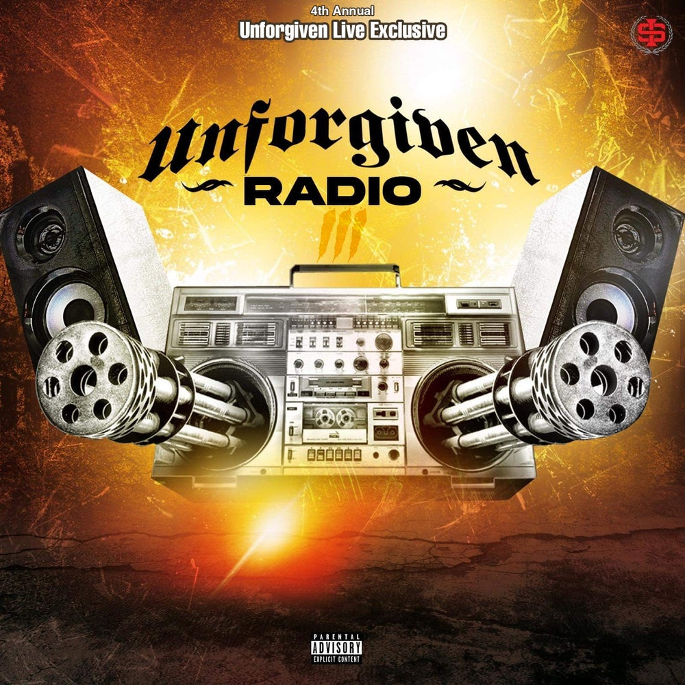 Image of Unforgiven Radio Volume 3 **NEW**