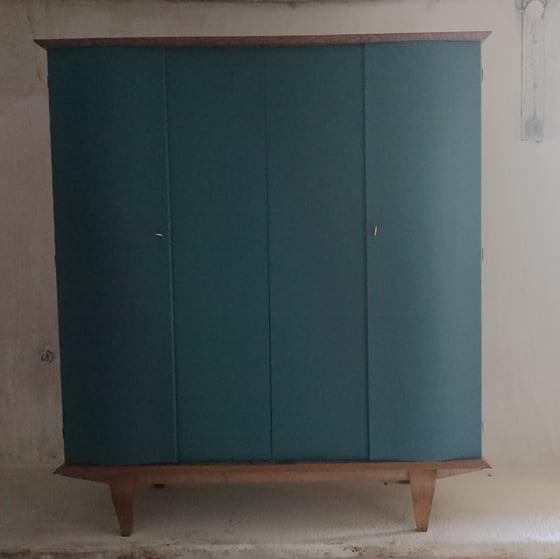 """Image of Dressing vintage   """"bleu des vosges"""""""