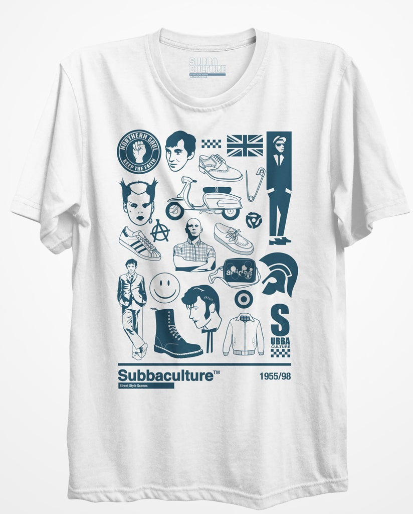 Image of Scenes T Shirt