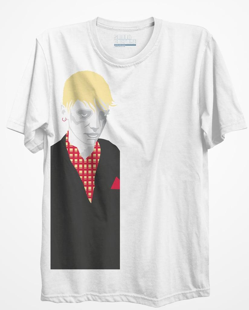 Image of Skinhead Girl T Shirt