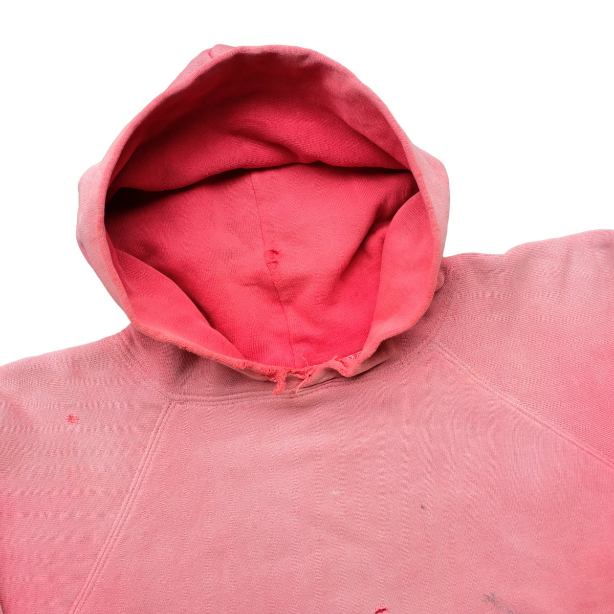 Image of Vintage 1950's Sunfaded Double Face Hoodie