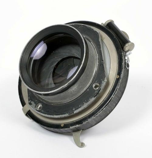 Image of Rondestock Apo Ronar 480mm F11 in compound shutter (CLA 04/2021)