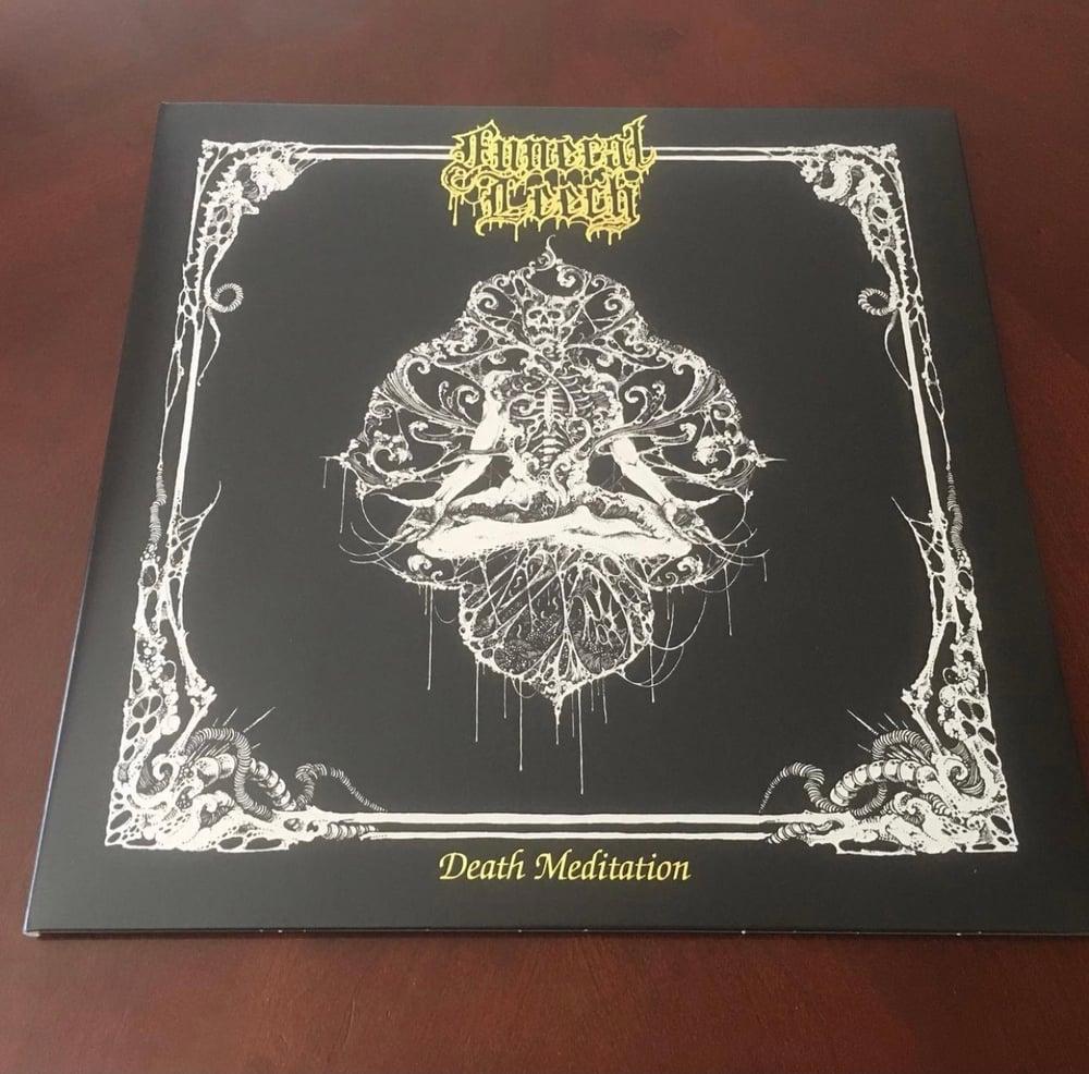 Image of DEATH MEDITATION  3rd press collectors edition