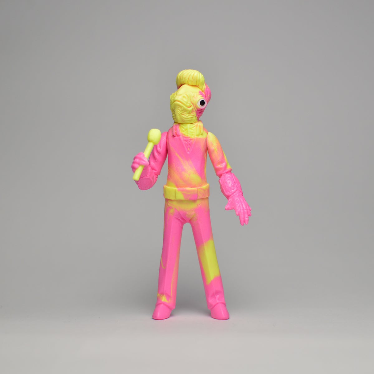 Image of ACKBAR - Colored resin (pink-yellow)