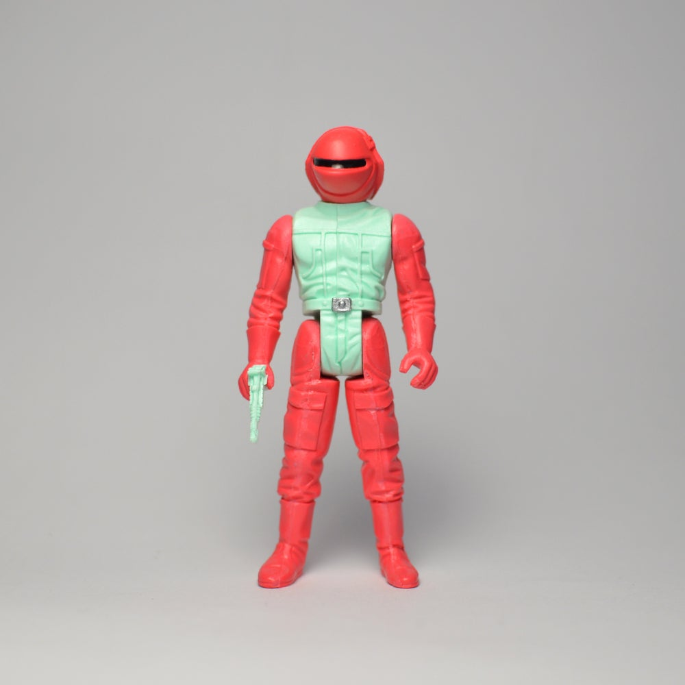 Image of IMPERIAL MASTER GUNNER (red-green/blue)