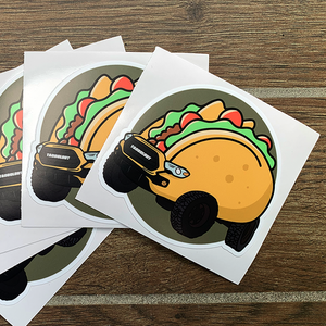 """Image of Taco SCOUT 3"""" Sticker Slaps"""