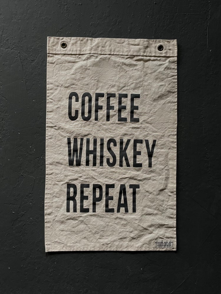 Image of COFFEE, WHISKEY, REPEAT