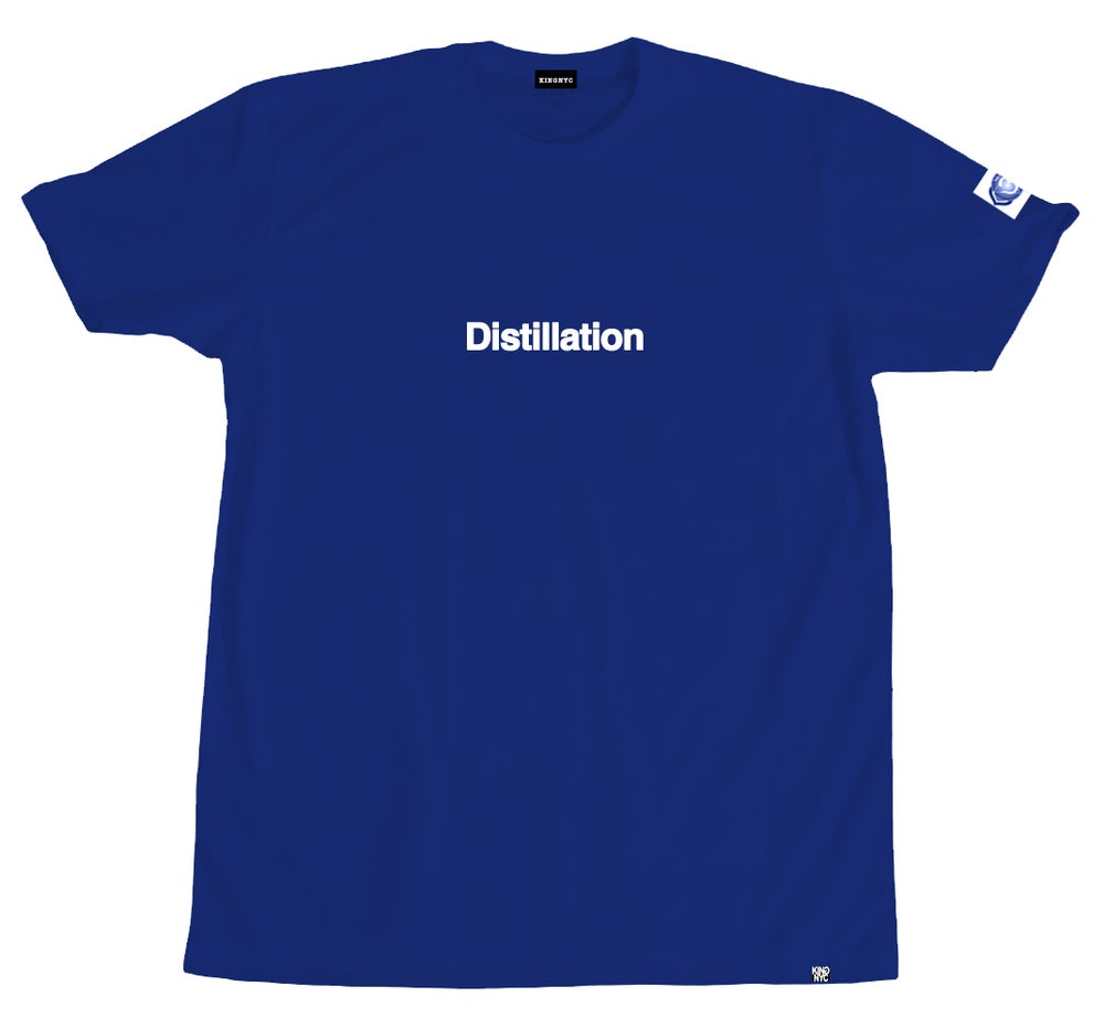 Image of KingNYC Distillation T-Shirt