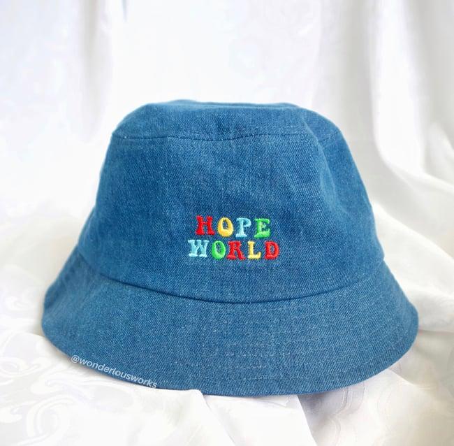 """Hope World"" Inspired Bucket Hat"