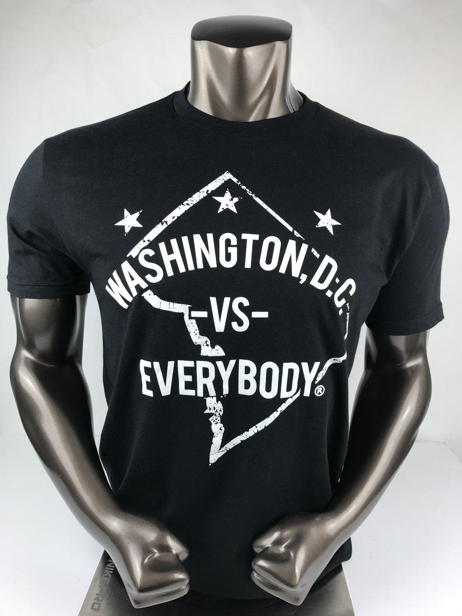 Image of Washington DC  -VS- Everybody