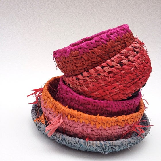 Image of Coil Weaving with Judith Macrae Sunday June 20th 1-4pm