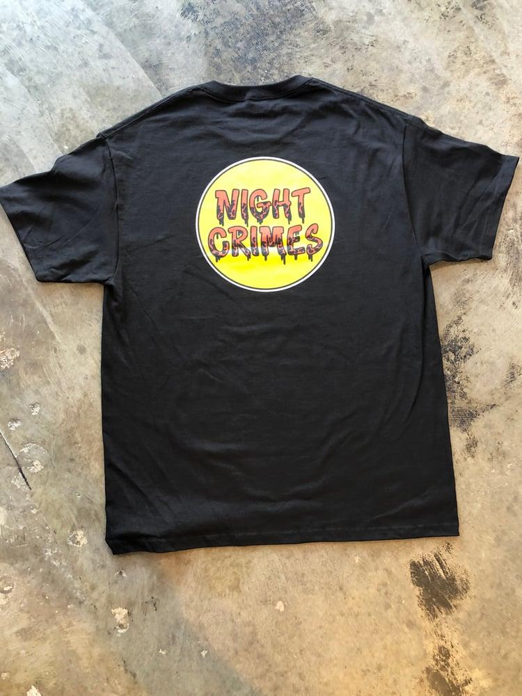 Night Crimes Night-Oleum Tee Shirt