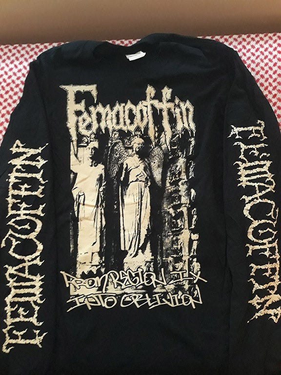 Image of Femacoffin tour long sleeve